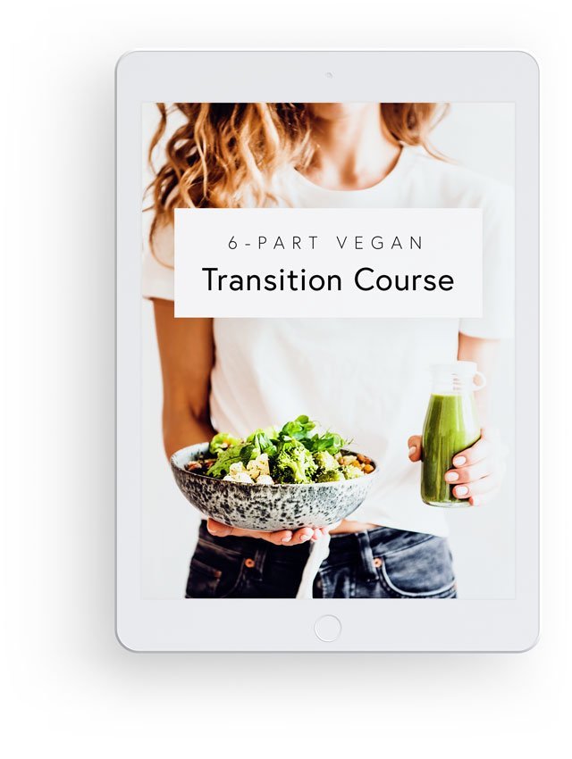 go vegan starter kit