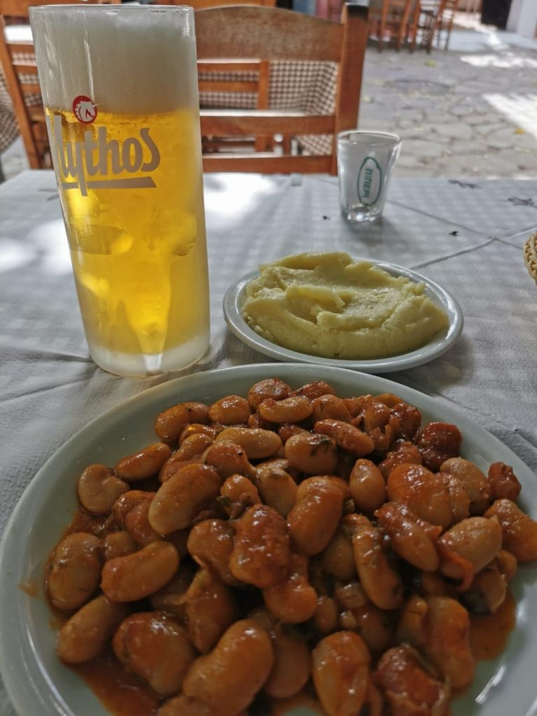 guide to travelling in Greece as a vegan