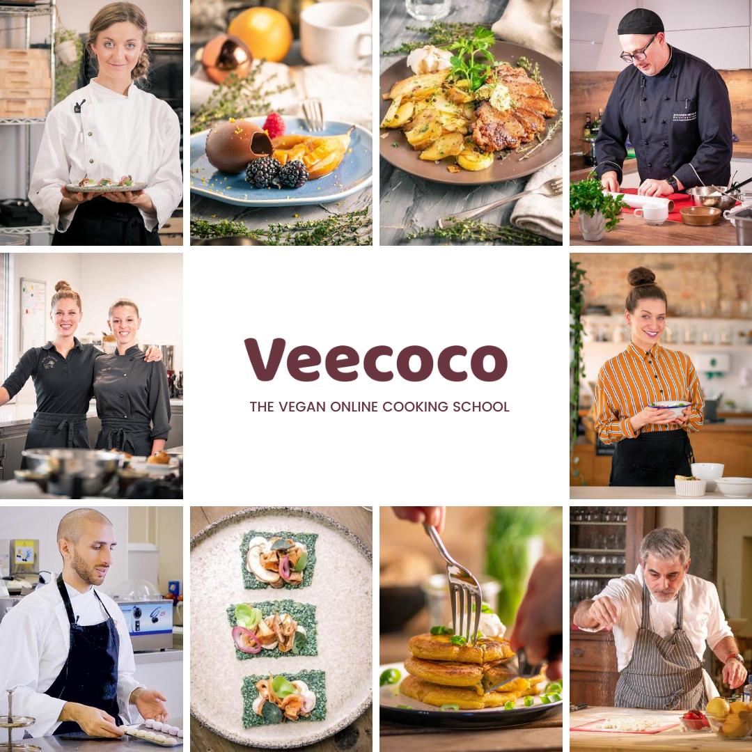 veecoco vegan cooking school