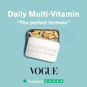 dr vegan is a great multi vitamin for vegans