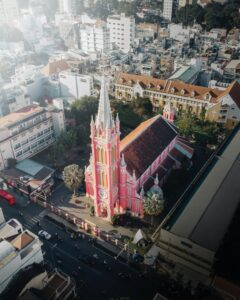 the beautiful ho chi minh city a great destination for vegan digital nomads