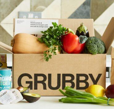 grubby vegan recipe meal kits
