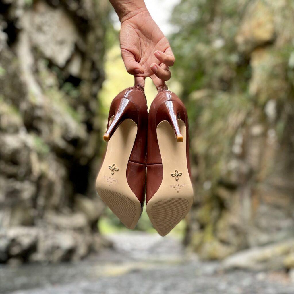 vegan shoes by VEERAH