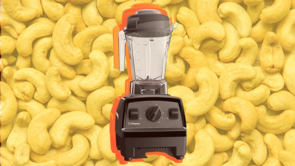Vitamix blender for vegan cheese making