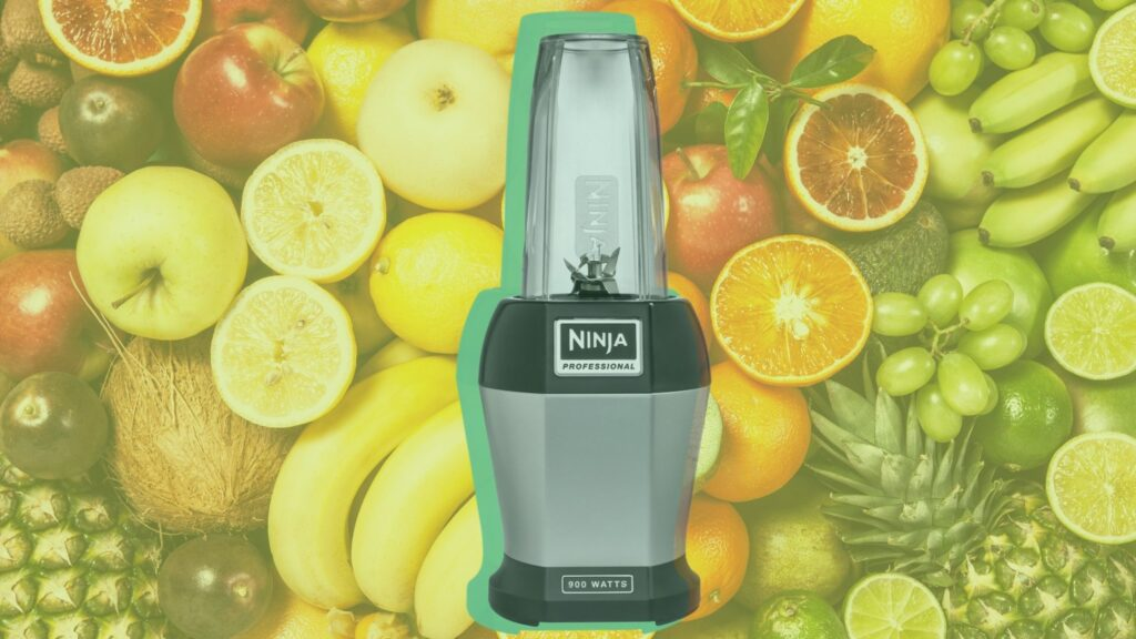 nutri ninja blender for vegan smoothies