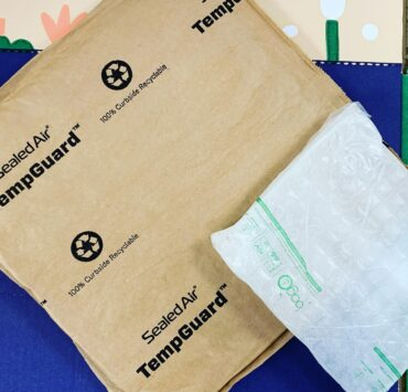 eco-friendly delivery materials