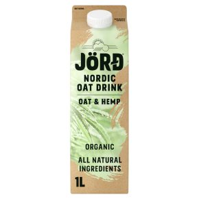 Jörd Nordic Oat and Hemp Drink