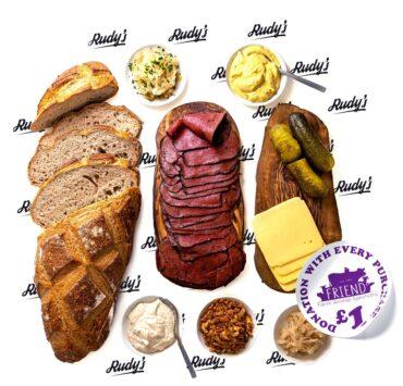 rudys vegan reuben meal kit